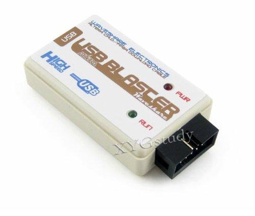 USB Blaster V2 Download Cable ALTERA FPGA CPLD USB 2.0 PC JTAG AS,PS Programmer Debugger @XYGStudy