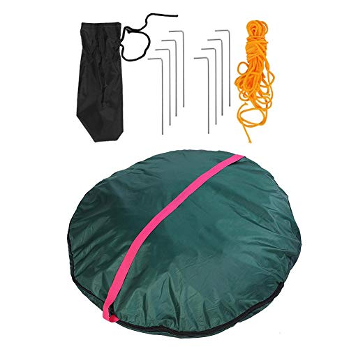 Camping Outdoor Pop-up Tent, Family 3-4 Person Outdoor Tent Waterproof Windproof Cabin Tent Hiking And Traveling