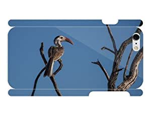 3d Full Wrap Case for iPhone 6 Animal - Bird On The Branch