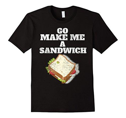 make me a sandwich shirt - 2