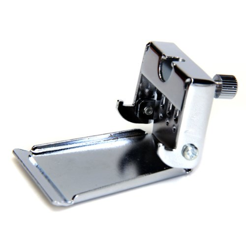 BANJO TAILPIECE CLAMSHELL Plate 5 String Chrome by Generic (Image #5)