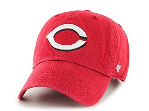 '47 Cincinnati Reds Clean Up Adjustable Cap