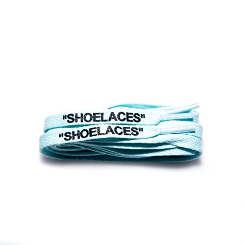 Best shoelaces off white blue for 2019