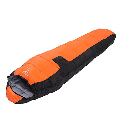 Amazon.com : 2015 New Mini Ultra-light Portable Outdoor Mummy Sleeping Bag Camping Travel Hiking Bag Saco De Dormir Camping YD091 : Sports & Outdoors