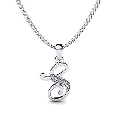 Buy aamanat beautiful s letter pendant in sterling silver aamanat beautiful s letter pendant in sterling silver swarovski crystal asp551 mozeypictures Image collections