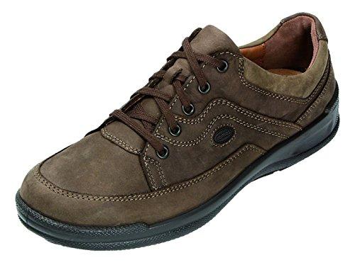 Jomos - Herren Halbschuhe - Braun Schuhe in Übergrößen Braun