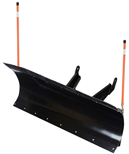 TV Snow Plow Kit in BLACK - 2015-2017 Polaris Ranger 1000 ()