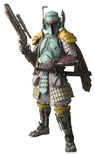 Download Bandai Tamashii Nations Meisho Movie Realization Boba Fett Toy Figure
