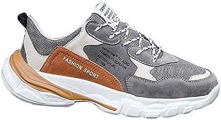 sports shoes Zapatillas de Running para Hombre, Antideslizantes, de Malla Transpirable y refrescante, para Correr al Aire Libre: Amazon.es: Hogar