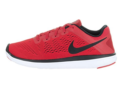 Nike University Red / Black-White, Zapatillas de Running Para Niños Rojo (University Red / Black-White)
