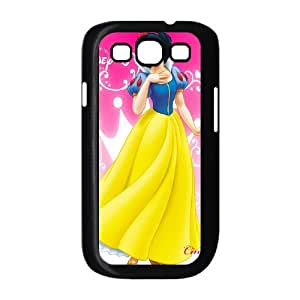 Customized White Soft Rubber(PCV) Disney Cartoon Snow White For SamSung Galaxy S4 Case TPUKO-Q874215