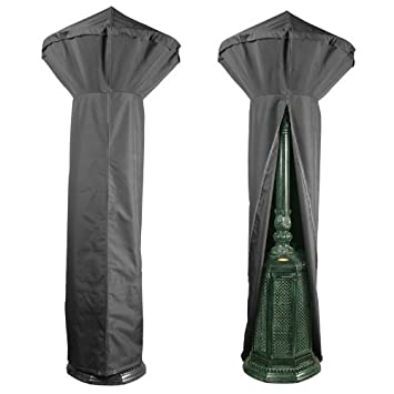Bosmere Patio Heater Cover Premium Waterproof Polyester Heater Cover C745