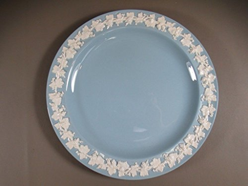 Wedgwood China CREAM ON LAVENDER PLAIN Dinner Plate 10