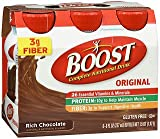 Boost Original Complete Nutritional Drinks Rich Chocolate - 24 - 8 oz, Pack of 5