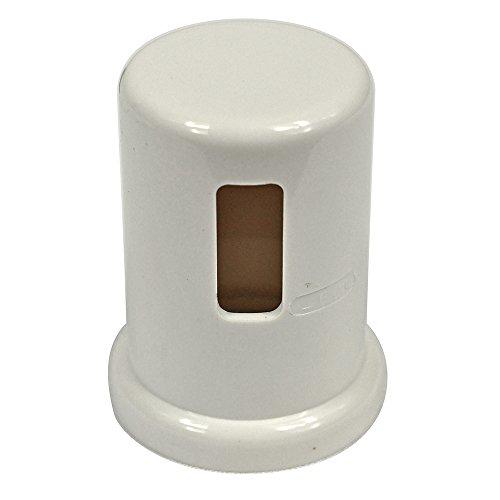 Compare Price White Dishwasher Air Gap Cap On