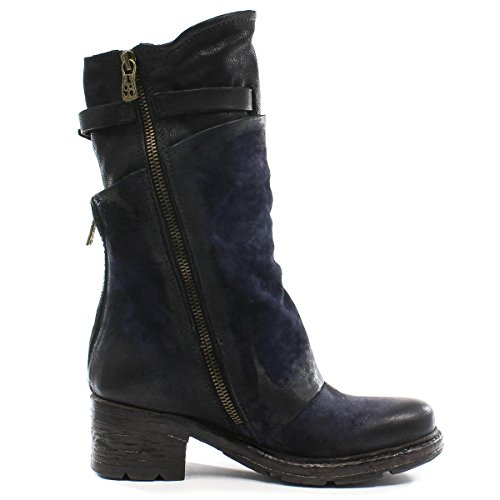 A.S.98 Botas Nova 261306-101 Night Nero Airstep as98 Night/Nero