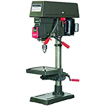 "Palmgren 12"" 16- Speed Bench step pulley drill press"