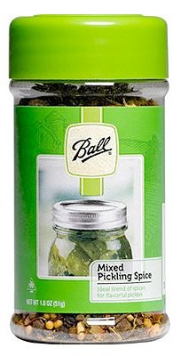 - Ball Mixed Pickling Spice 1 Bottle 1.75 Oz