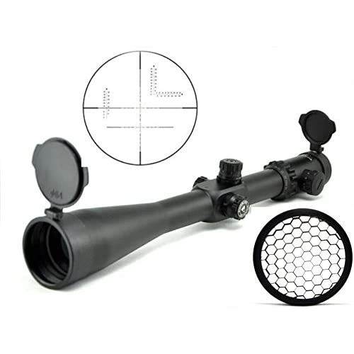 Visionking Riflescope 10-40x56 Long Range Hunting Military Reticle