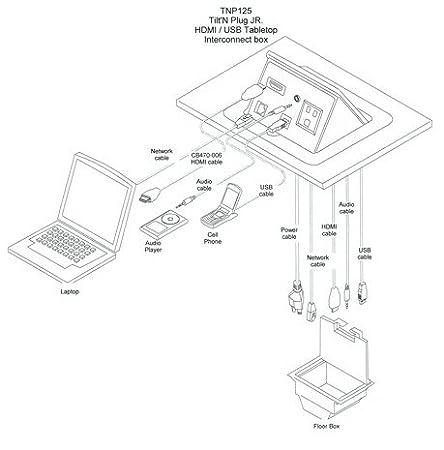 Amazon Com Altinex Tilt N Plug Jr Digital