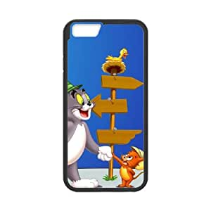 tom and jerry normal iPhone 6 Plus 5.5 Inch Cell Phone Case Black yyfD-374621