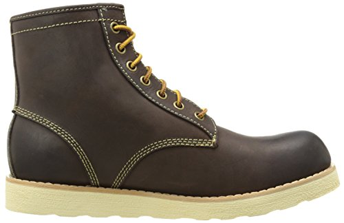 Eastland Mens Barron Allacciatura Stivali Marrone Scuro