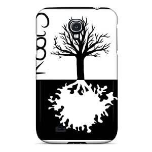 TammyCullen Samsung Galaxy S4 Excellent Hard Phone Case Allow Personal Design Fashion Obituary Band Image [byp5821fWYQ]