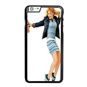 Generic Fashion Hard Back Case Cover Fit for iPhone 6 6S 4.7 inch Cell Phone Case black The Lizzie McGuire Movie with Free Tempered Glass Screen Protector NUR-1733225
