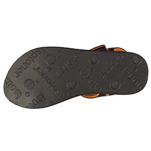 Sandalias multibridas para niño Isotoner Negro