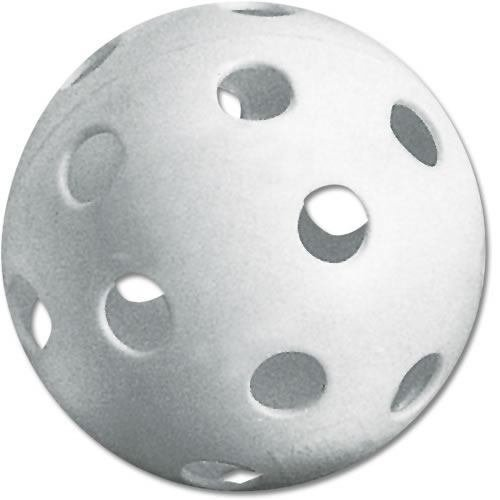 Pickle Ball Heavy Duty Plastic Training Ball, White by Pickle-Ball