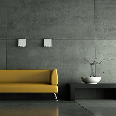 Wandgestaltung Beton gutschein für beton optik wandgestaltung inkl material und anfart