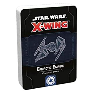 X-Wing 2nd Ed: Galactic Empire Damage Deck