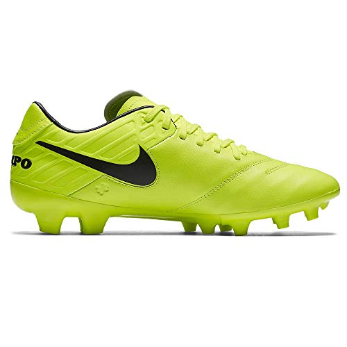 Nike Jaunes Tiempo Fg Soccer V Pour Schwarz Chaussures Gelb De Mystic Wei Homme volt AaUqn0A
