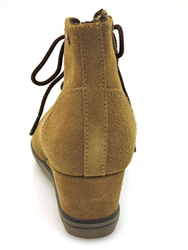 ESPRIT caviglia Weges Stivaletti donna pelle scamosciata Stivaletto in pelle stivaletti