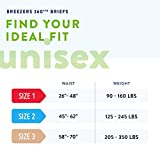 Prevail Breezers 360 Incontinence Briefs, Ultimate