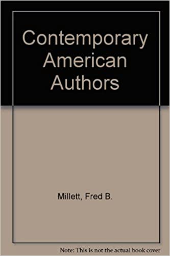 great modern american authors