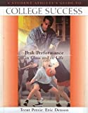 Student Athlete's Guide to College Success 9780534547929