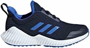 new arrival 4bbdb da2f6 adidas Originals Unisex-Kids Fortarun Running Shoe, Collegiate  Navy Blue White,