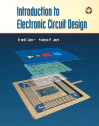 Electronic Circuit Design (Introduction to Electronic Circuit Design -  2 volume set)