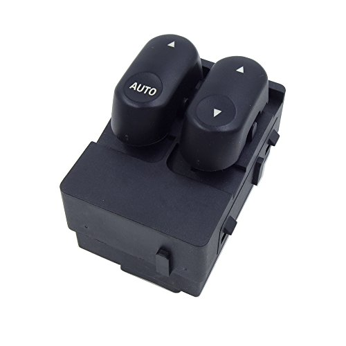 Power Window Switch - Front Left Driver Side,For 2002-2007 Ford F-250 F-350 F-450 F-550 Super Duty 5C3Z-14529-AAA