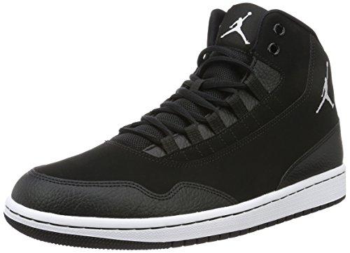 Nike Jordan Executive 2016 Basketball Trainers Sneaker, EU Shoe Size:EUR 48.5, Color:Black (Jordan Mens Shoes)