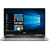 Dell Inspiron 13 7000 Series 2-in-1 7373 13.3 Full HD Touch Screen Laptop - 8th Gen Intel Core i7-8550U up to 4.0 GHz, 8GB Memory, 256GB SSD, Intel UHD Graphics 620, Windows 10, Era Gray