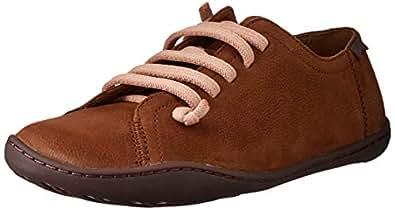 Camper Peu Cami Women's Casual Shoes, Medium Brown, 35 EU