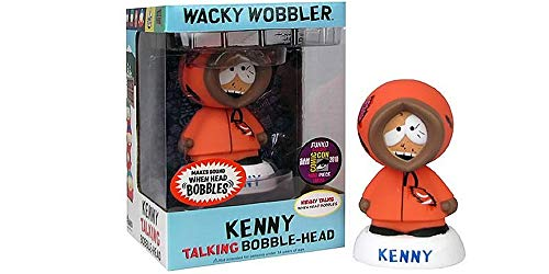 Talking South Park - Funko South Park Zombie Kenny Talking Bobble-Head (Comic-Con Limited Edition)
