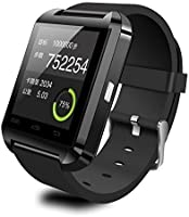 Smartwatch U8 Bluetooth iphone Android Reloj Inteligente