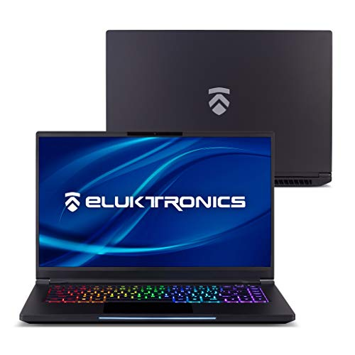 "Eluktronics MAG-15 Slim & Ultra Light NVIDIA GeForce GTX 1660Ti Gaming Laptop with Mechanical RGB Keyboard - Intel i7-9750H CPU 6GB GDDR6 VR Ready GPU 15.6"" 144Hz Full HD IPS 1TB NVMe SSD + 32GB RAM"