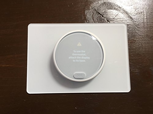 NEST Thermostat Wall Plate Rectangular, NEST 2, NEST 3, NEST E Thermostat ()