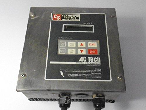 AC Technology M1110SE MC Series Drives:Nema4X Input Line Voltage 120/240