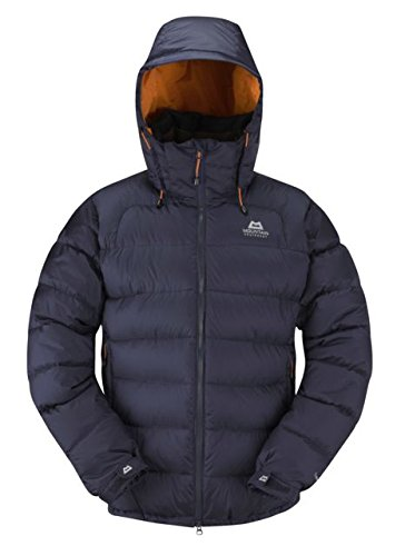 Mountain Equipment Mens Lightline Down Jacket Navy M from Mountain Equipment