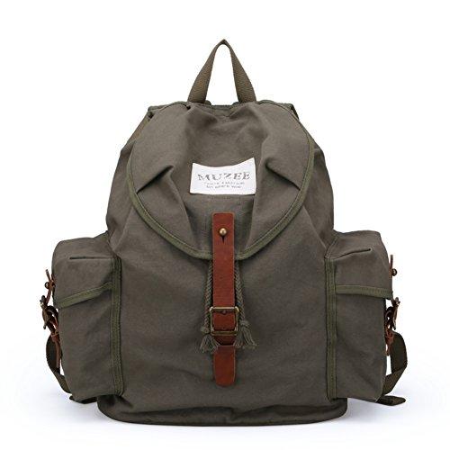Masa casual mochila/ bolso de lona de los hombres/ bolsa de deporte de la tendencia/ morral táctico-B B
